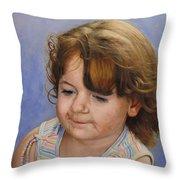 Kira 2 Throw Pillow