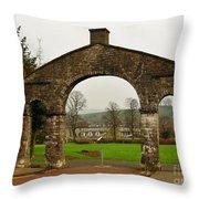 Kirklands Gateway Kendal Throw Pillow