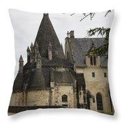 Kitchenbuilding - Fontevraud Throw Pillow