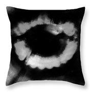 Kitchens Have Eyes Throw Pillow