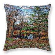 Kittery Maine Throw Pillow