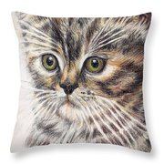 Kitty Kat Iphone Cases Smart Phones Cells And Mobile Cases Carole Spandau Cbs Art 343 Throw Pillow