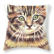 Kitty Kat Iphone Cases Smart Phones Cells And Mobile Cases Carole Spandau Cbs Art 350 Throw Pillow