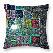 klee X Throw Pillow