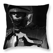Knight 7 Throw Pillow