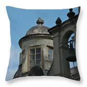 Knights Templar Throw Pillow