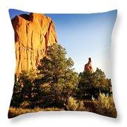 Kodachrome Basin 2 Throw Pillow