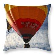 Kodak Airlift Throw Pillow