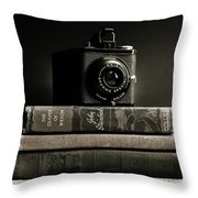 Kodak Brownie Special Six-16 Throw Pillow