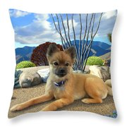 Kodi Throw Pillow