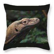 Komodo-7399 Throw Pillow