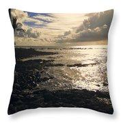 Kona Coast 4 Throw Pillow