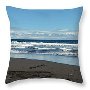 Kona Shoreline 1 Throw Pillow