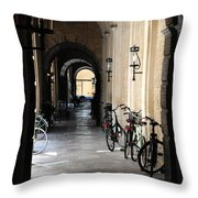 Kopenhavn Denmark 01 Throw Pillow
