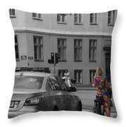 Kopenhavn Denmark 80 Throw Pillow