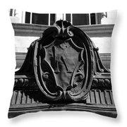 Krest Crest Throw Pillow