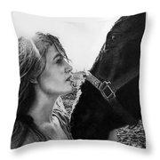Kristen Throw Pillow