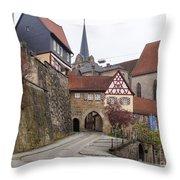 Kronach Franconia 3 Throw Pillow