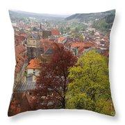 Kronach Franconia 4 Throw Pillow