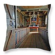 Kulturen Bosebo Kyka Lund Se 7 Throw Pillow
