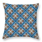 Kurbits Squares Throw Pillow