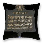 Ky-1754 Whitehaven Throw Pillow