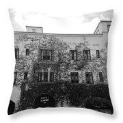 L Michel Throw Pillow