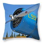 L99 Throw Pillow