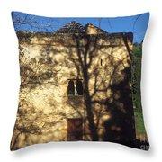 La Alhambra  Infantas Tower Throw Pillow