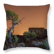 The Witch Throw Pillow