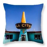 La Cita Throw Pillow