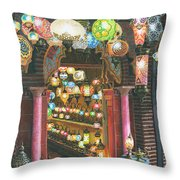 La Lampareria Albacin Granada Throw Pillow