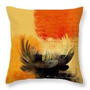 La Marguerite - 194191203-ro01t Throw Pillow