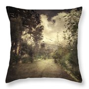 La Pluie 4.45 Throw Pillow