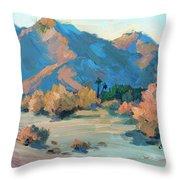 La Quinta Cove - Highway 52 Throw Pillow