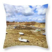 La Rocque - Jersey Throw Pillow