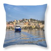 La Spezia Throw Pillow