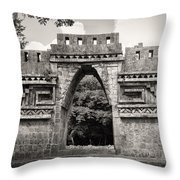 Labna Famous Arch Throw Pillow