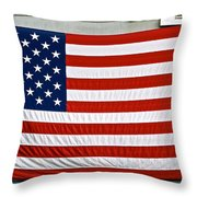 Labor Day Sunset On The Cape Throw Pillow