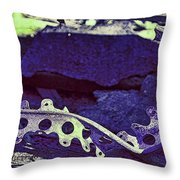 Lace II Throw Pillow