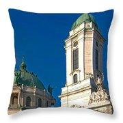 Lackawanna Basilica 12411 Throw Pillow