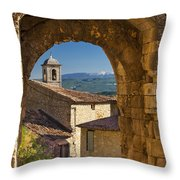Lacoste Gate Throw Pillow