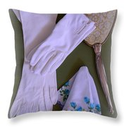 Ladies Night Out Throw Pillow