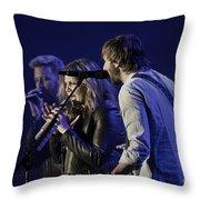 Lady Antebellum Throw Pillow