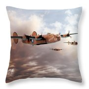 Lady Be Good Throw Pillow