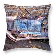 Lahaina Prison 5 Throw Pillow