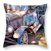 Lahaina Prison 6 Throw Pillow