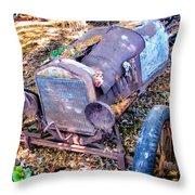 Lahaina Prison 8 Throw Pillow