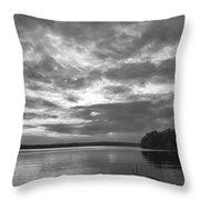 Lake Auburn  7p00297 Throw Pillow