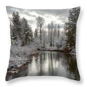 Lake Fork Throw Pillow